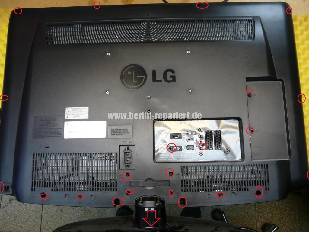 LG 32LH2000, reagiert nicht auf Fernbedienung (4)