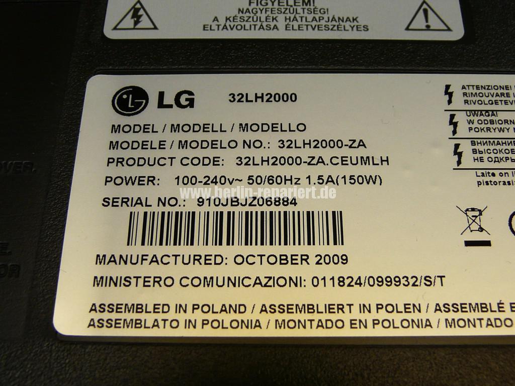LG 32LH2000, reagiert nicht auf Fernbedienung (9)