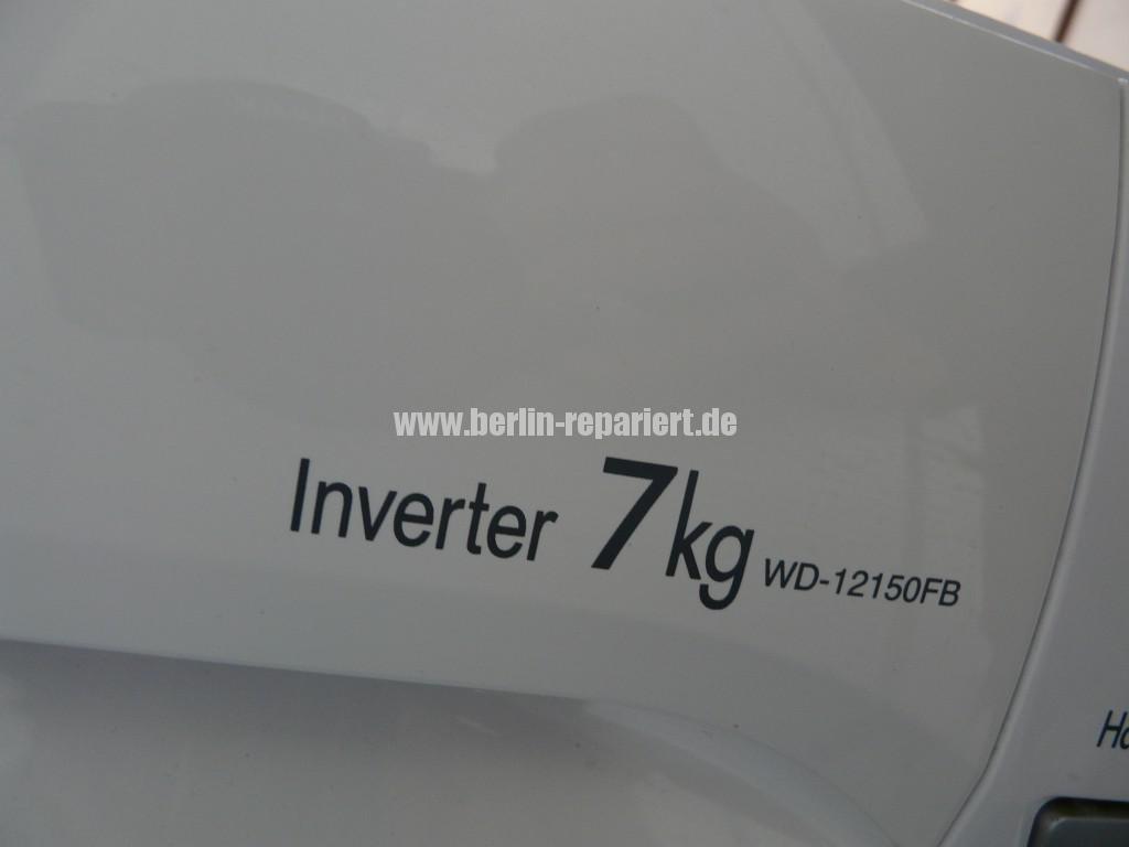 LG WD-12150, Elektronik Defekt (12)