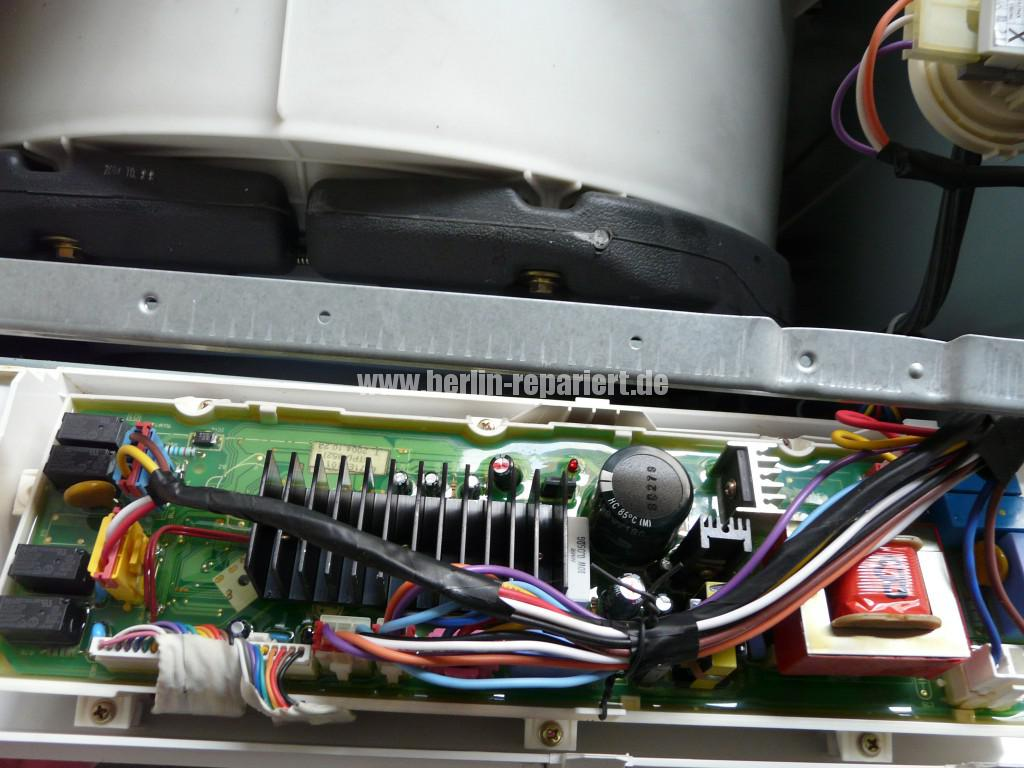 LG WD-12150, Elektronik Defekt (3)