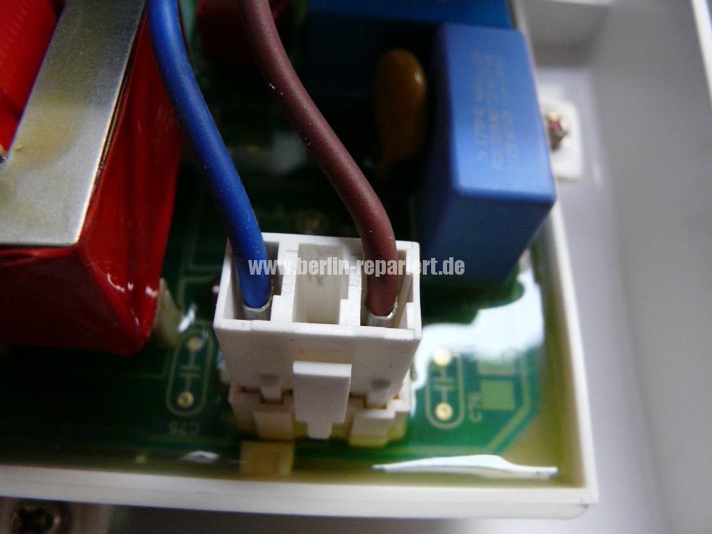 LG WD-12150, Elektronik Defekt (4)