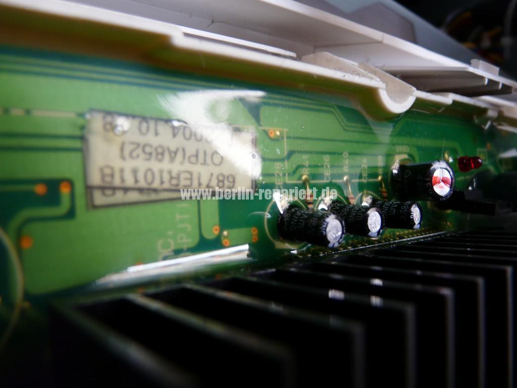 LG WD-12150, Elektronik Defekt (5)
