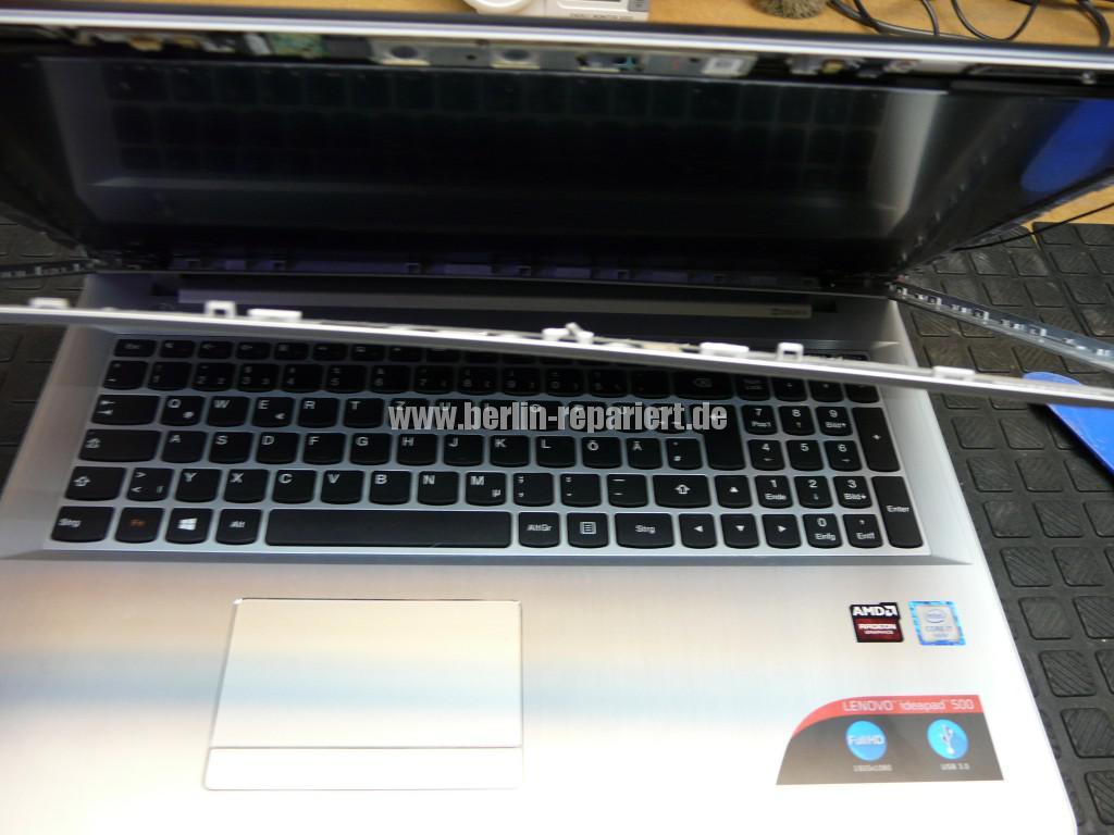 Lenovo Ideapad 500, kein Bild (3)