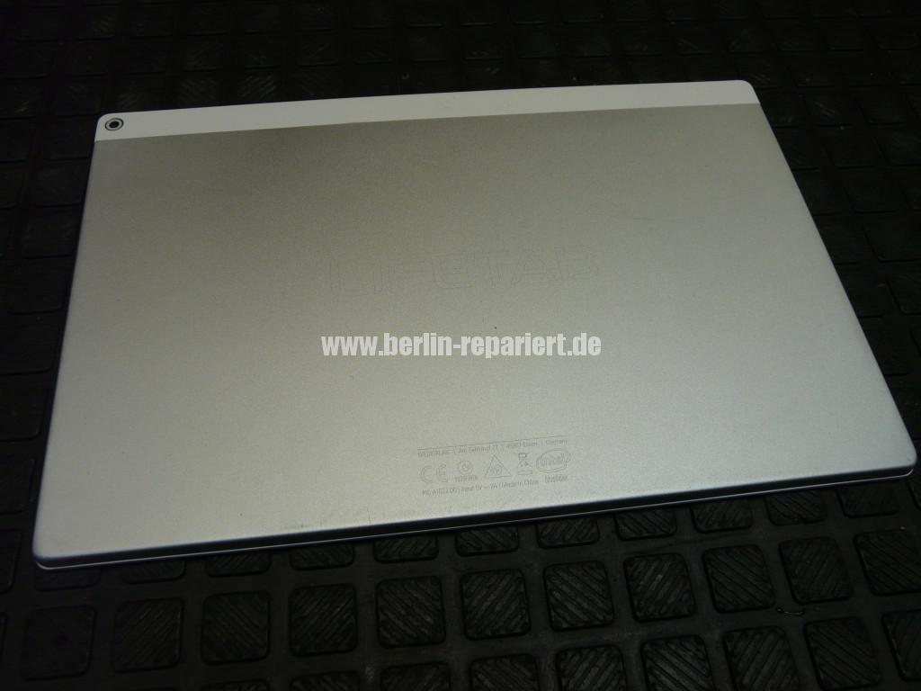 Madion Tab A1022, Display Defekt  (2)