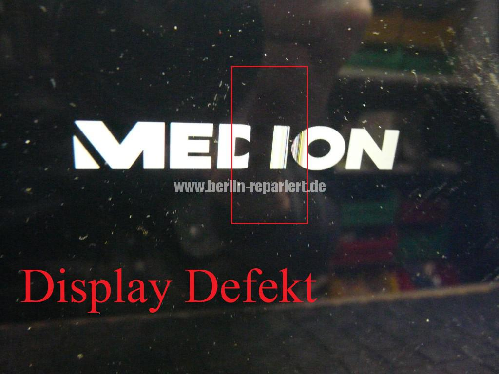 Madion Tab A1022, Display Defekt  (5)