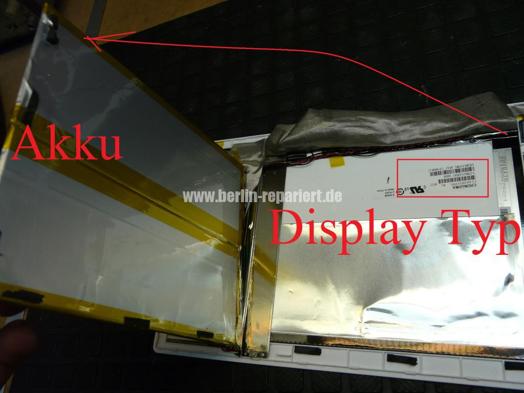 Madion Tab A1022, Display Defekt  (8)