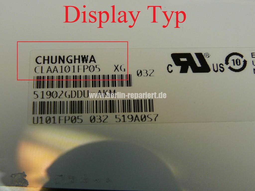 Madion Tab A1022, Display Defekt  (9)