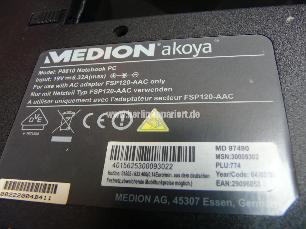 Medion Akoya MD97490, sehr langsam (6)