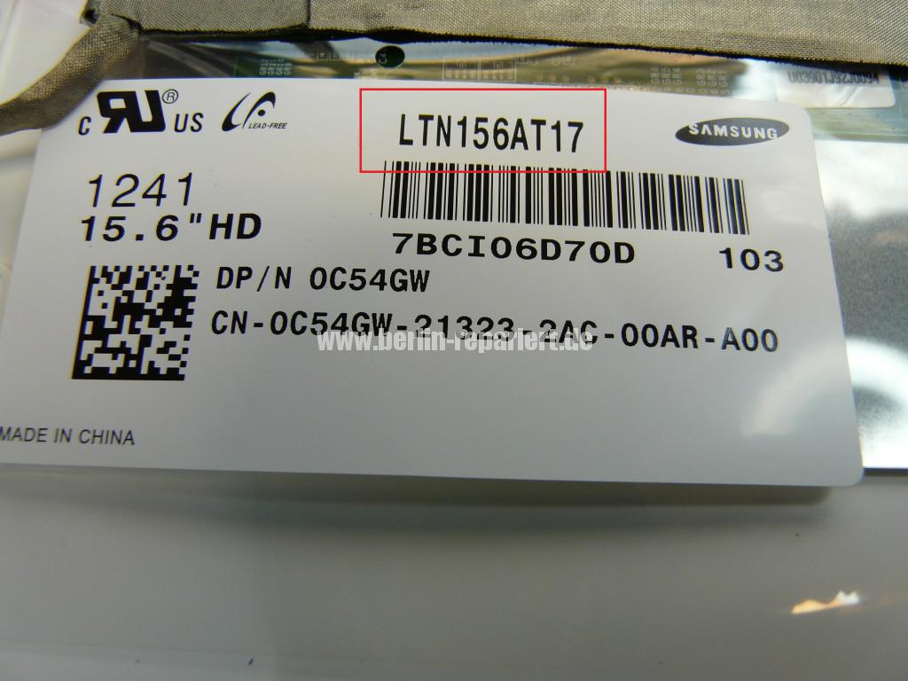 Medion Akoya P6512, Display Defekt (8)