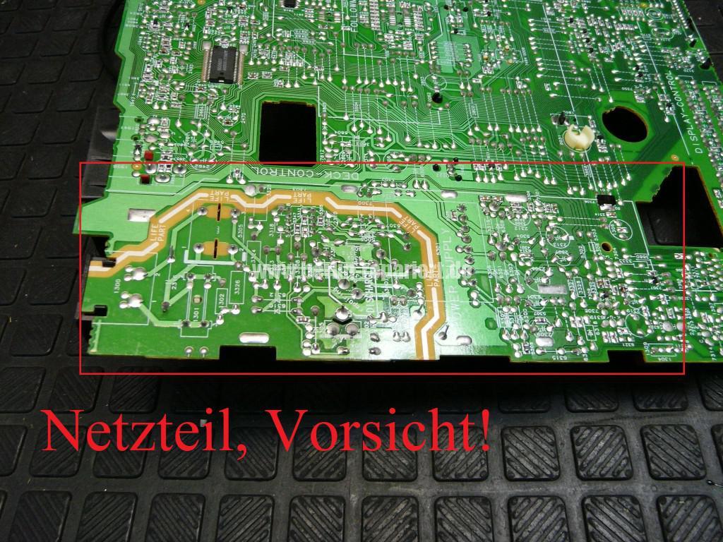 Metz VF48, keine Funktion (12)