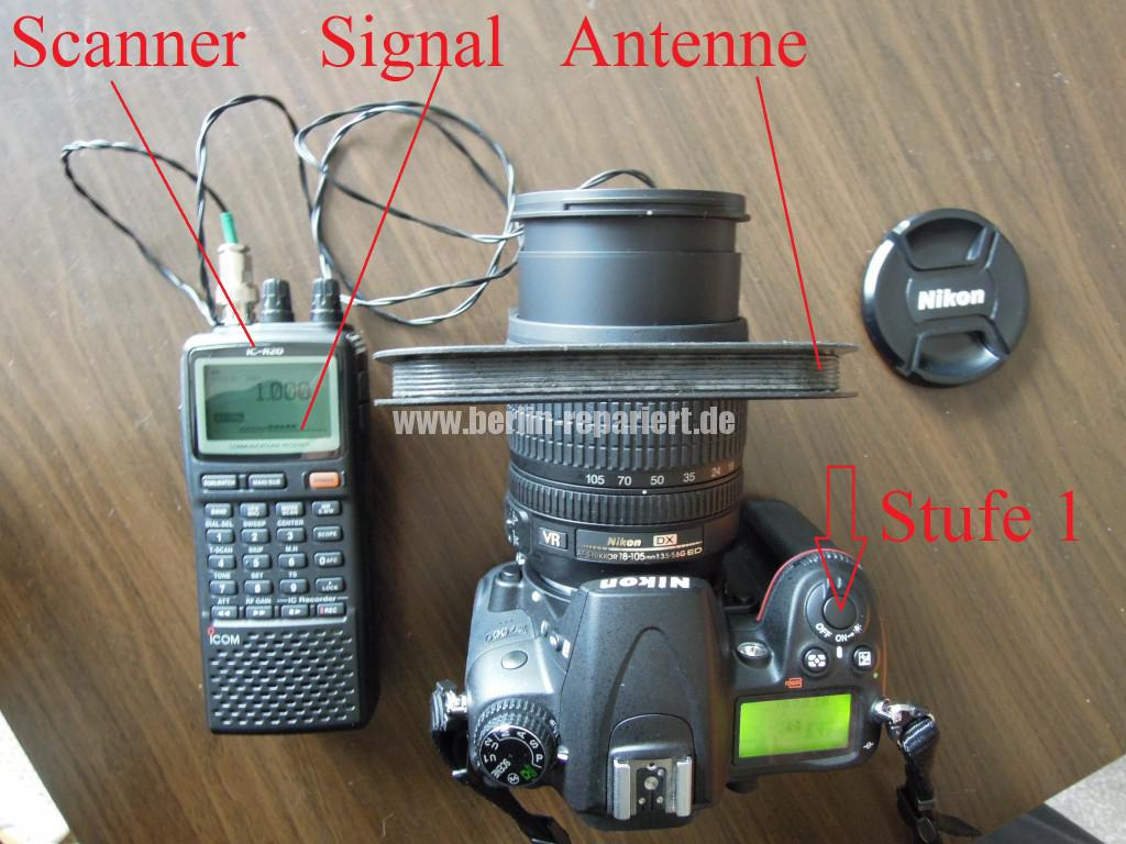 Nikon Defekt AF-S Nikkor 18-105 Fokusiert nicht mehr (3)