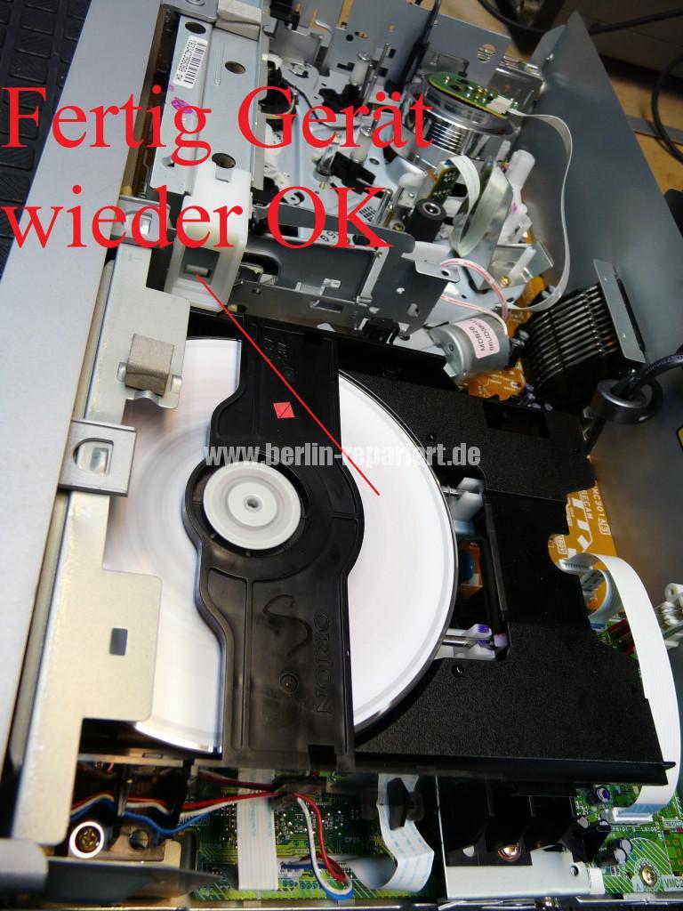 Orion DVD VR-2961, DVD Lademotor Defekt, Reparieren (31)