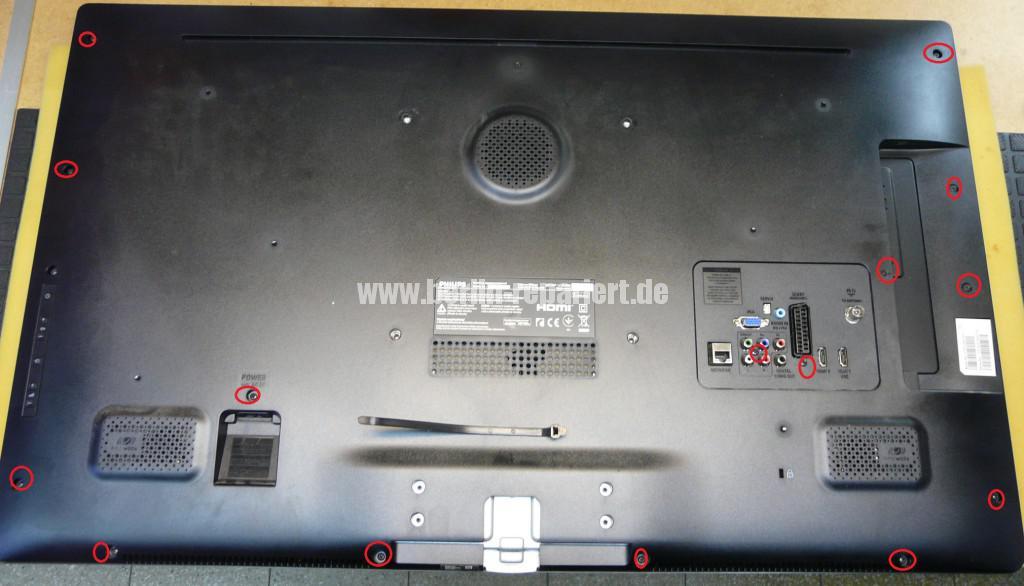Philips 37PFL3507, geht nicht immer An (3)