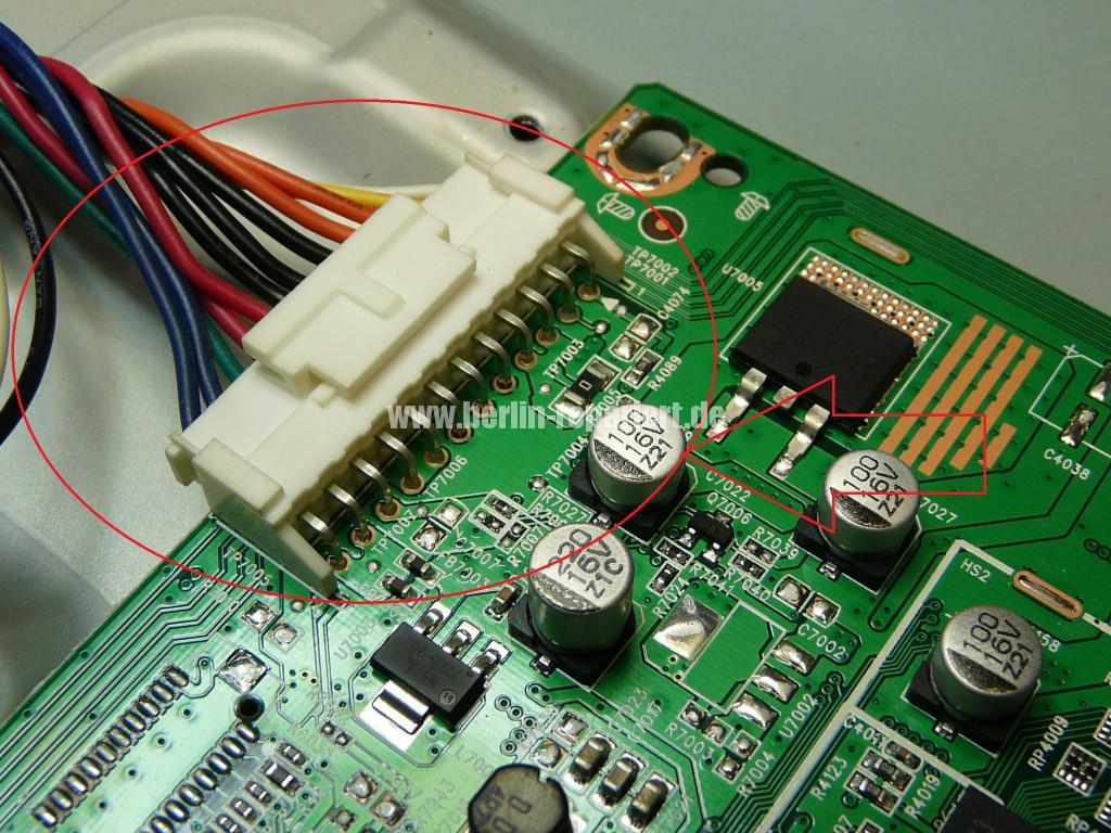 Philips 37PFL3507, geht nicht immer An (8)