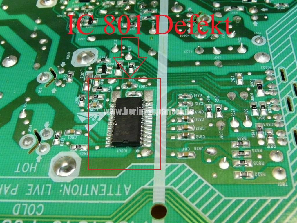 Philips 47PFL4606, geht nicht an, Stby OK (10)