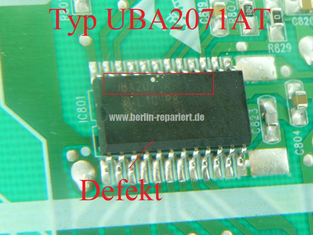 Philips 47PFL4606, geht nicht an, Stby OK (11)