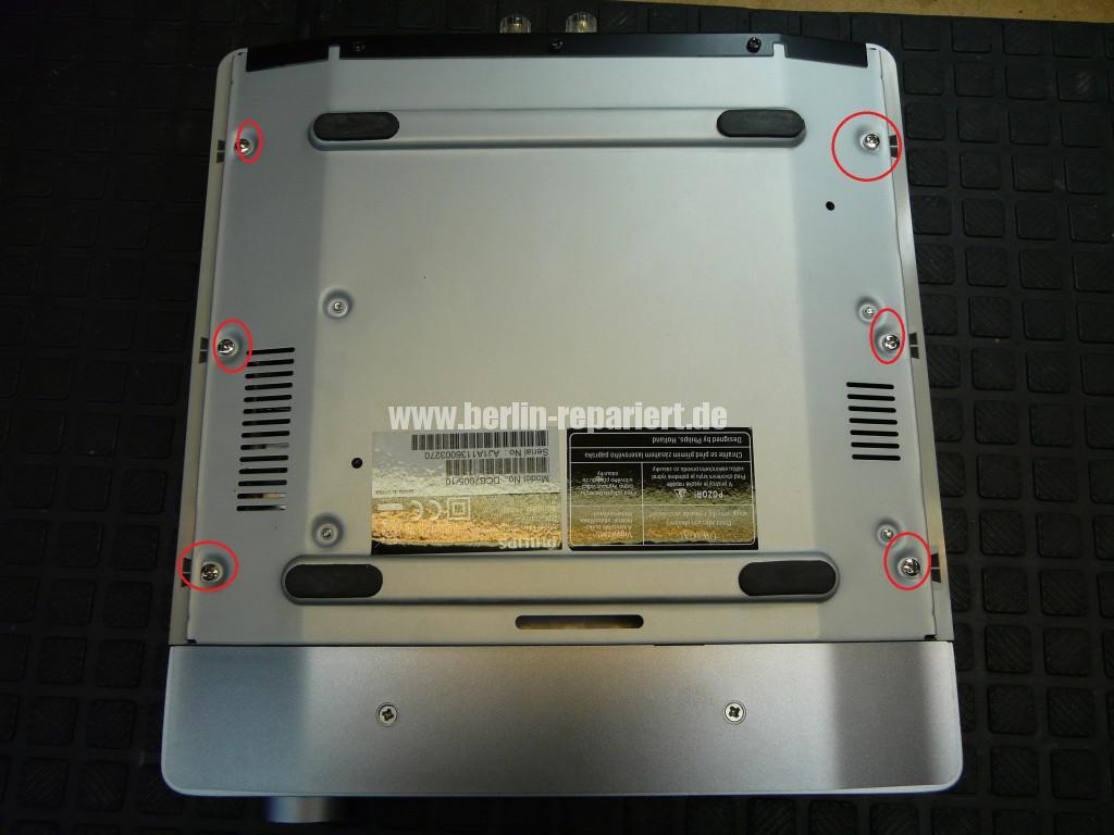 Philips DCB7005, keine Funktion, Blinkt  (4)