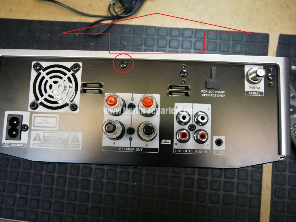 Philips DCB7005, keine Funktion, Blinkt  (5)