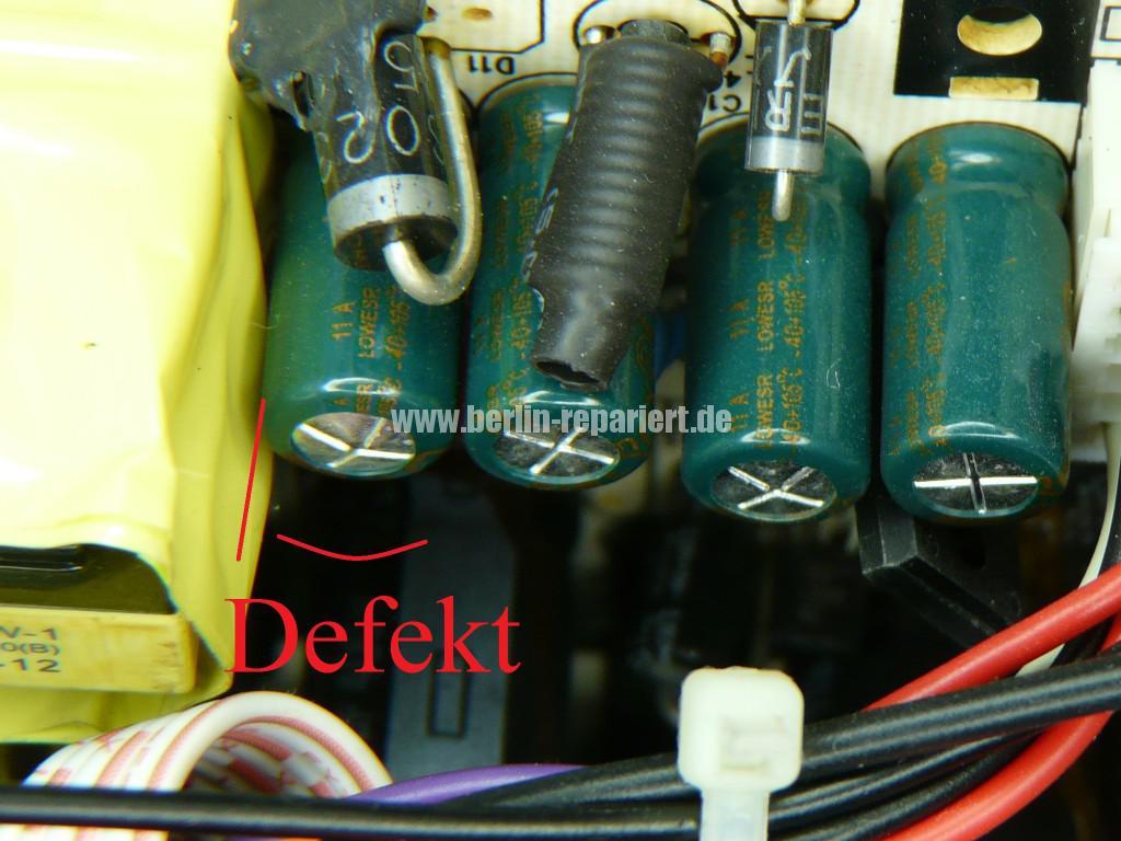 Philips DCB7005, keine Funktion, Blinkt  (9)