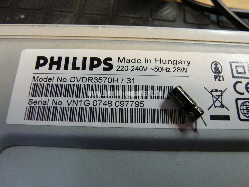 Philips DVDR3570, keine Funktion (13)