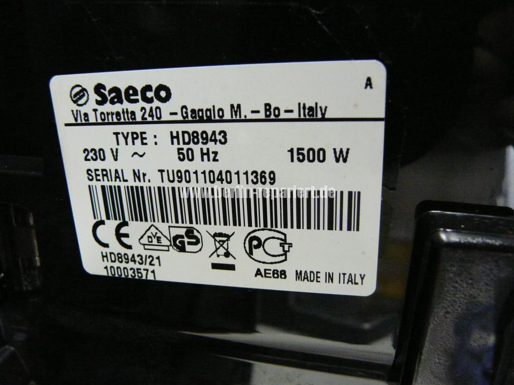 Philips Saeco Xelsis, spült nicht, Maschine Blockiert (3)