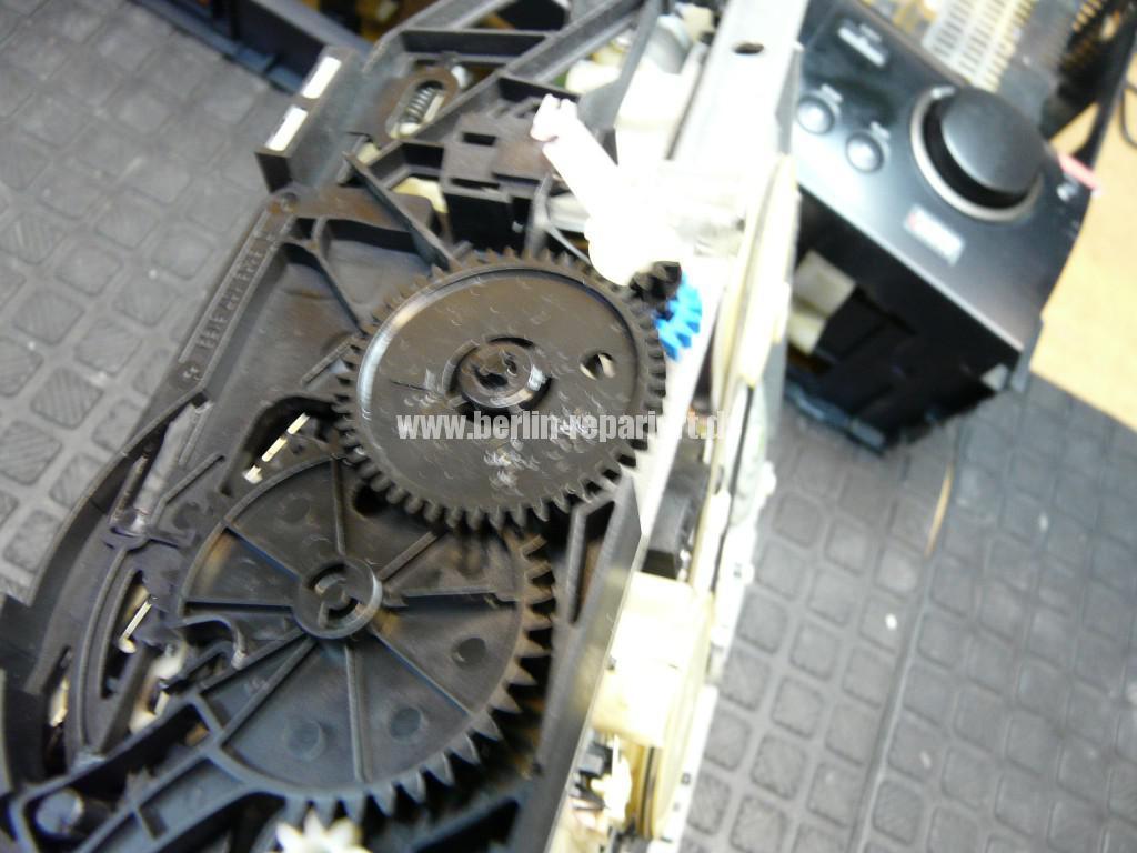 Philips VR700, nimmt kein Kassette an, Kassette kommt nicht raus (11)