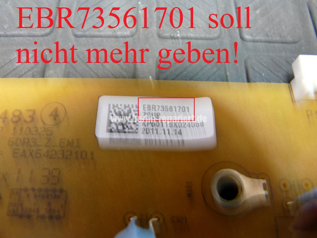 Qualität LG 50PV250 keine Funktion (15)