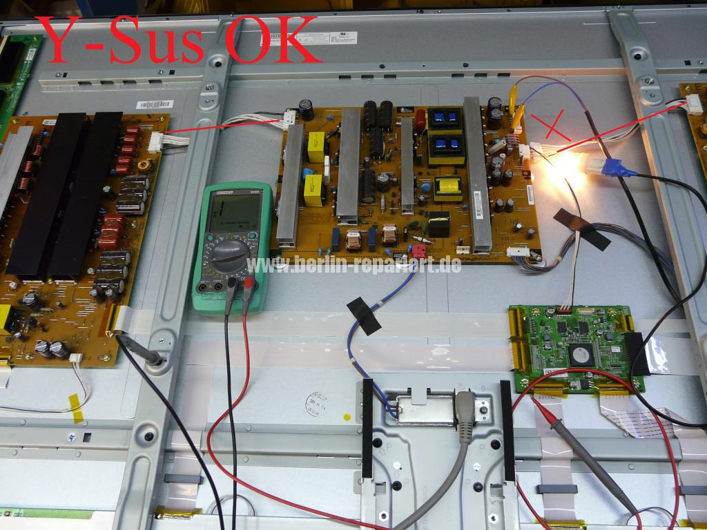 Qualität LG 50PV250 keine Funktion (5)