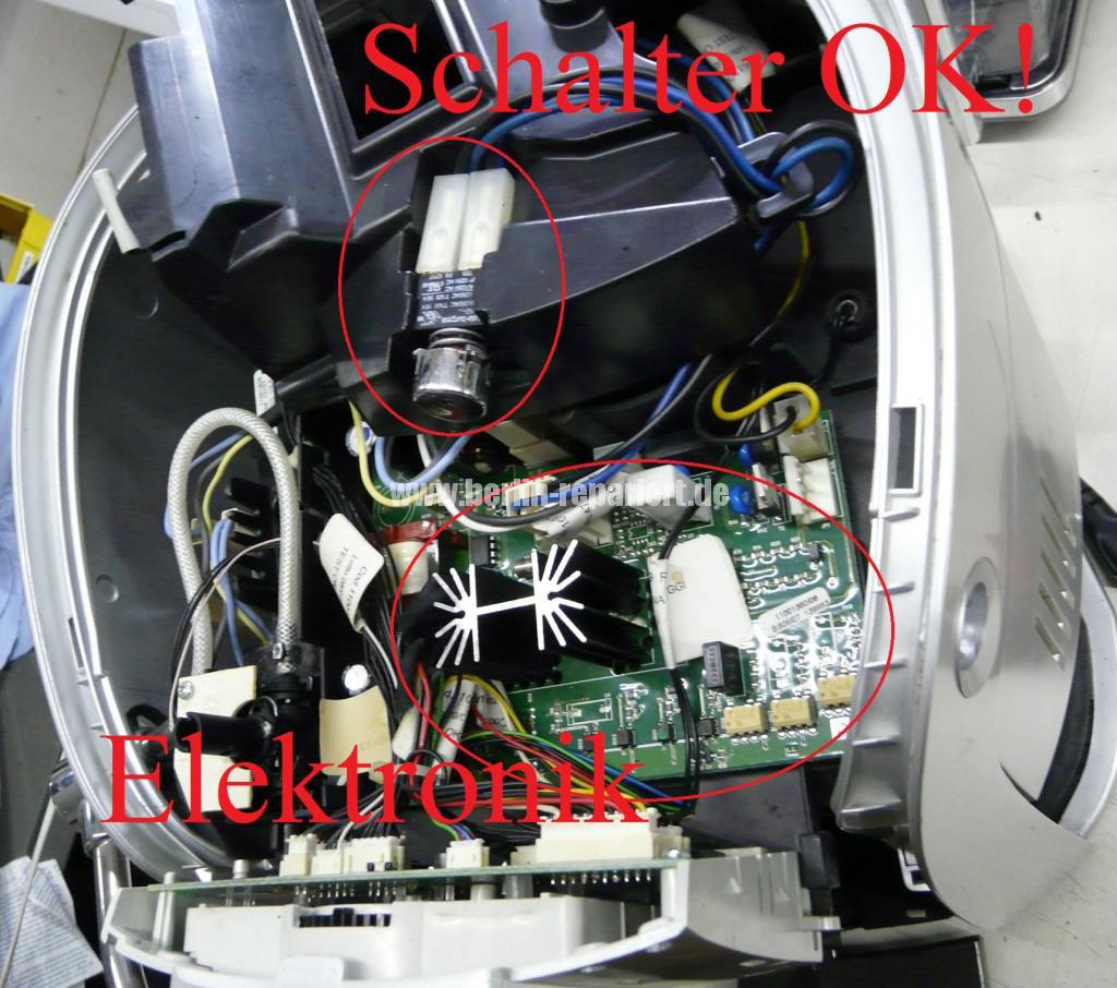 Saeco Odea Giro SUP0320R, keine Funktion (2)