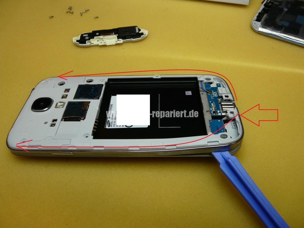 Samsung Galaxy S4 Gt-i9505, kein Bild (5)