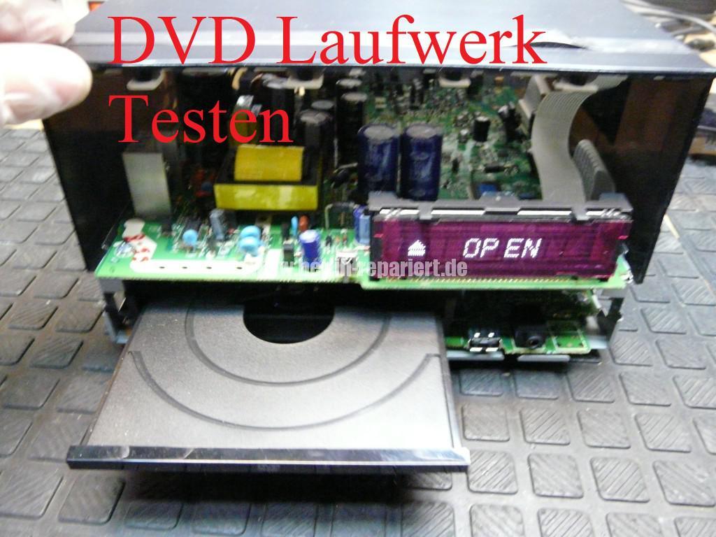Samsung MM-D530D, geht schwer an, DVD kommt nicht mehr raus (19)