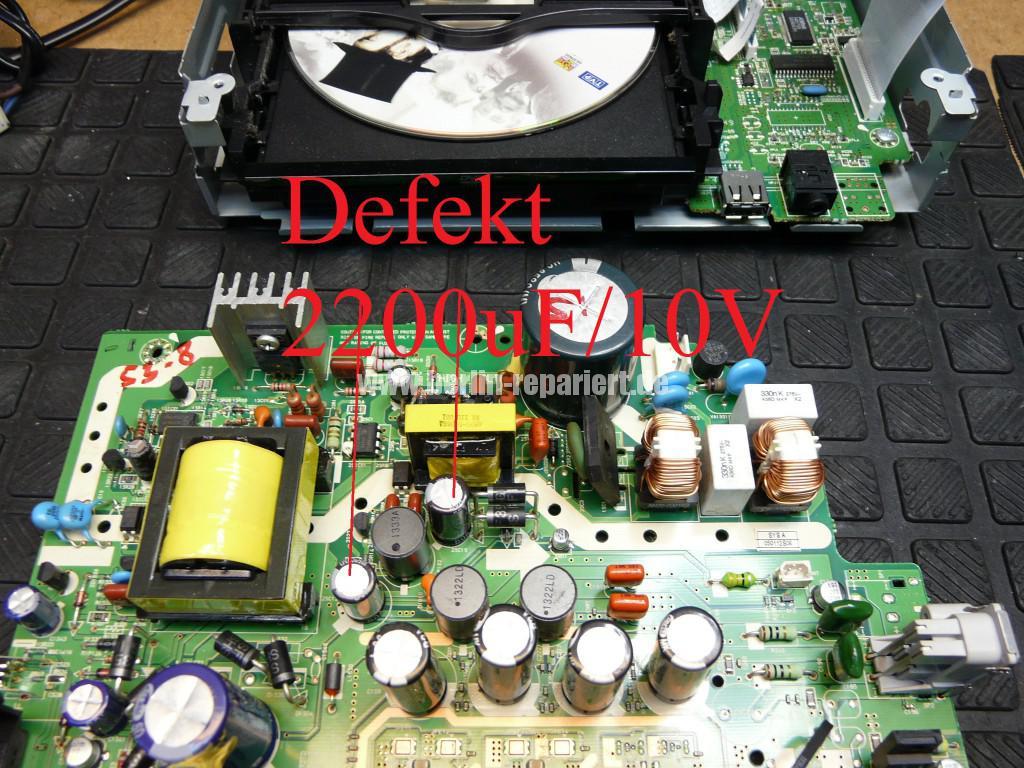 Samsung MM-D530D, geht schwer an, DVD kommt nicht mehr raus (9)