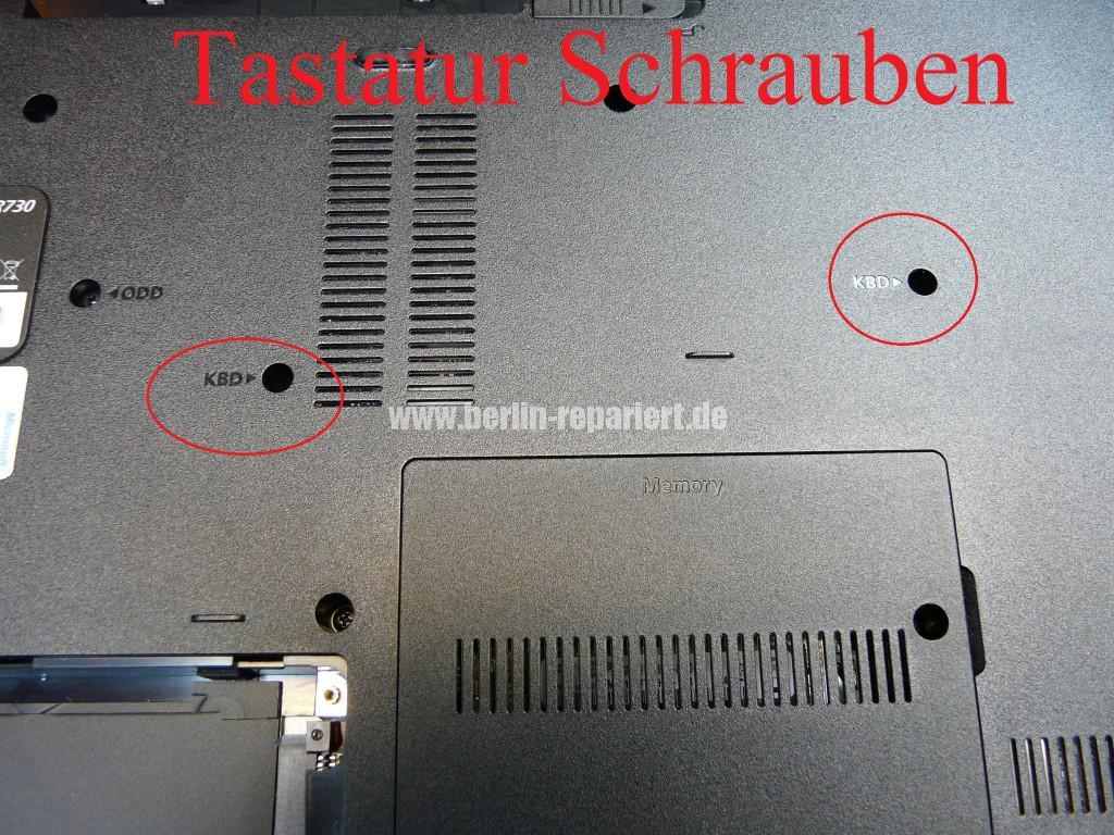 Samsung R730 tastatur Defekt (13)