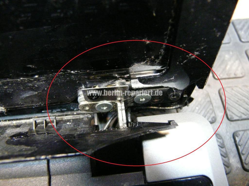 Scahrniere Reparieren ACER Aspire 5820 (2)