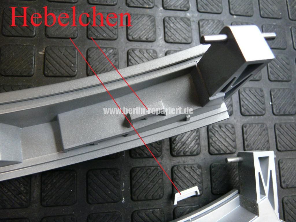 Siemens Qualität, WD14H440 Türgriff Defekt (10)
