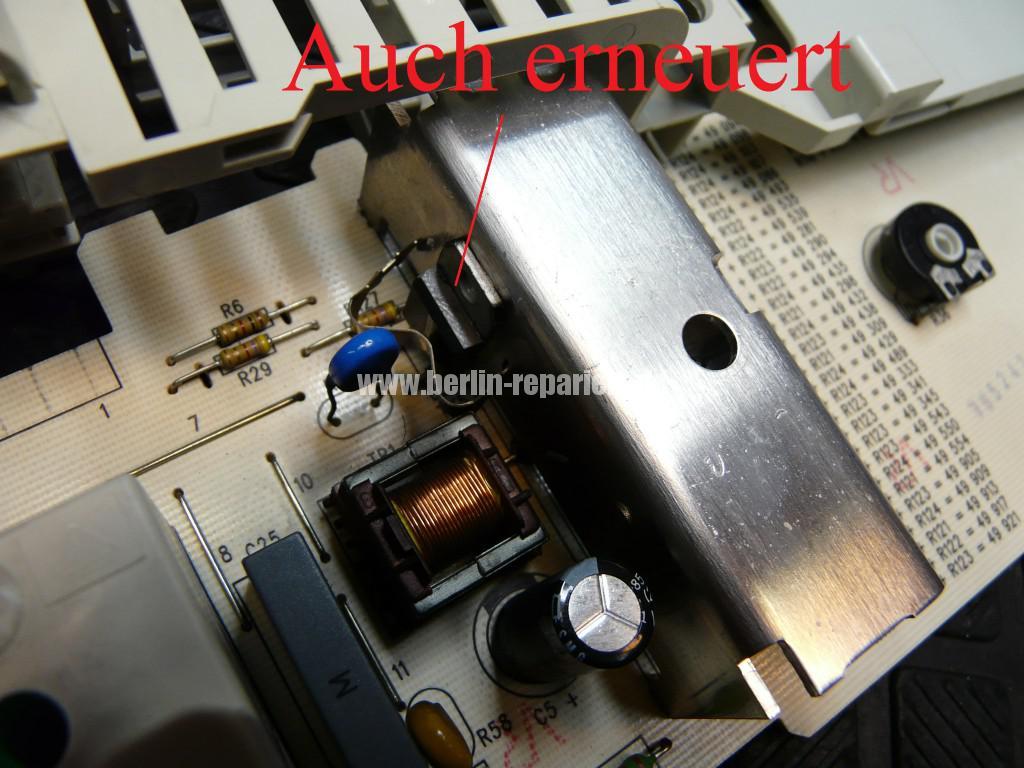 Siemens Siwamat XLM 147F, Motor dreht kurz, AKO 576742-03 Reparieren (11)
