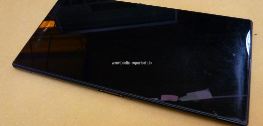 sony xperia z ultra nicht wasserdicht we repair wir reparieren. Black Bedroom Furniture Sets. Home Design Ideas
