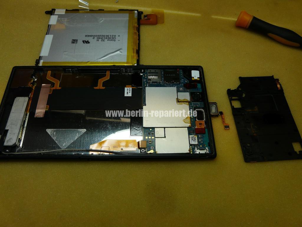 Sony Xperia Z Ultra, nicht Wasserdicht (13)