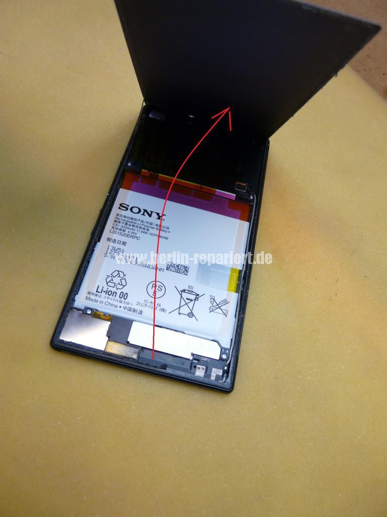 Sony Xperia Z Ultra, nicht Wasserdicht (3)