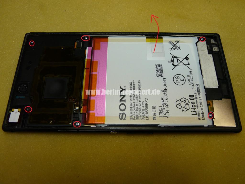 Sony Xperia Z Ultra, nicht Wasserdicht (6)