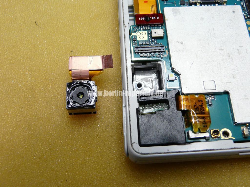 Sony Xperia Z3 Flüssigkeitschaden (13)