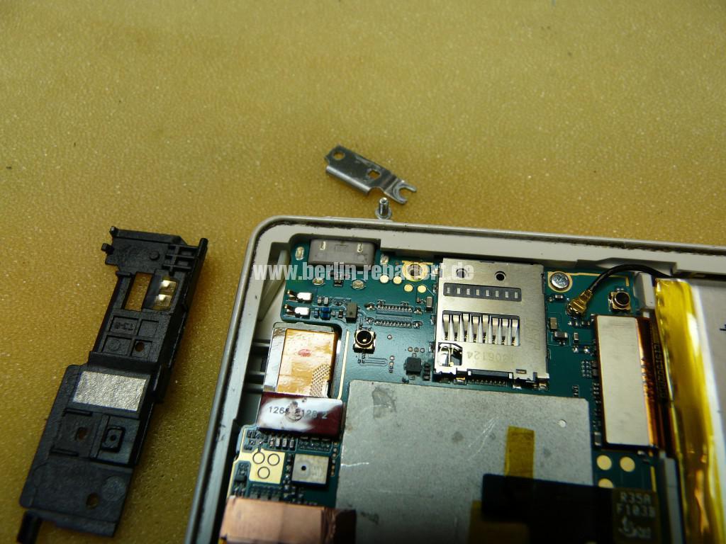 Sony Xperia Z3 Flüssigkeitschaden (8)
