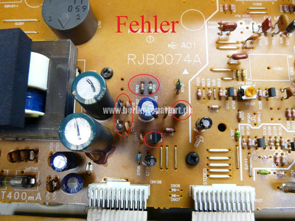 Technics ST-G570EG, keine Funktion (3)