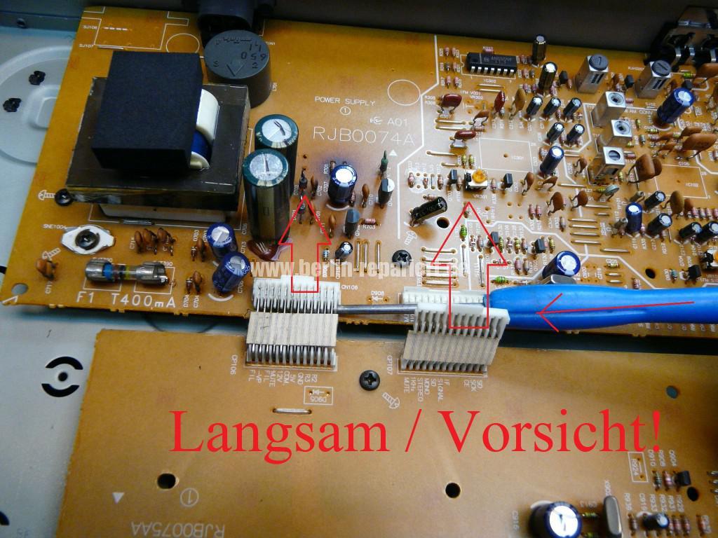 Technics ST-G570EG, keine Funktion (4)