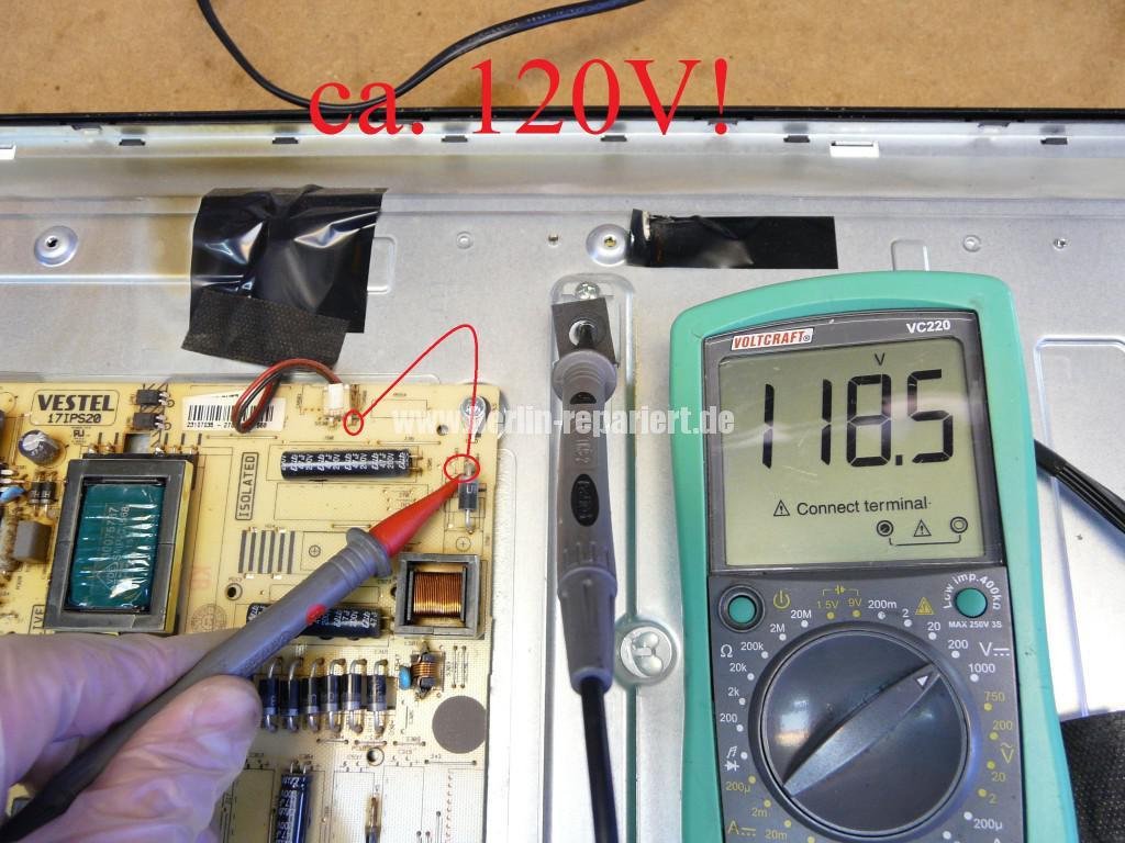 Telefunken Qualität, D39F152 kein Bild (6)