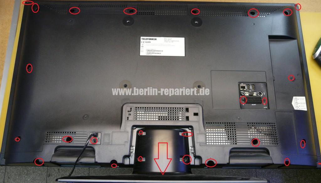 Telefunken Qualität, D39F152 kein Bild (2)
