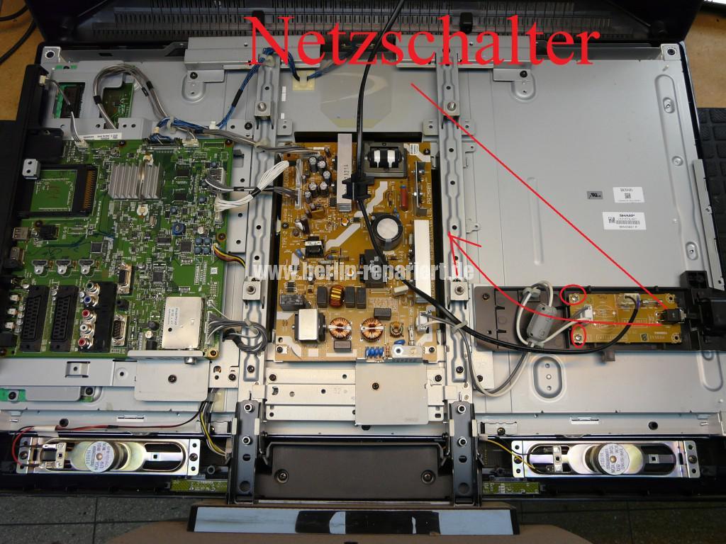 Toshiba 32AV635DG, geht Aus, geht nicht An (3)
