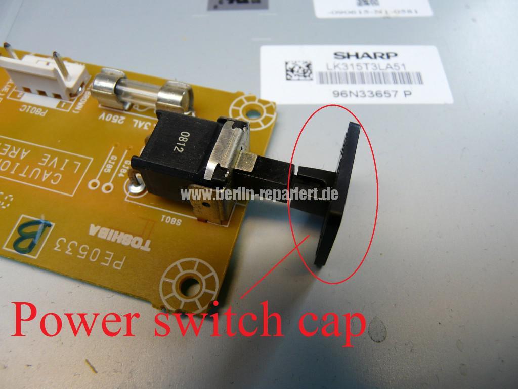 Toshiba 32AV635DG, geht Aus, geht nicht An (5)