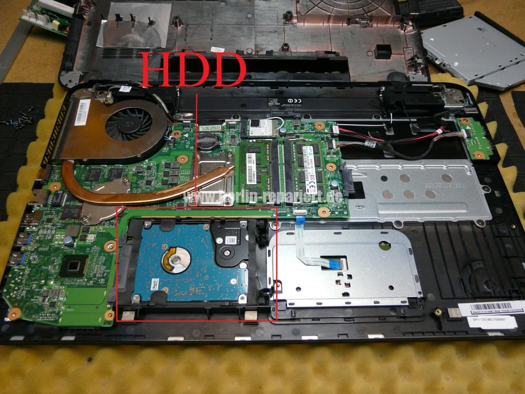 Toshiba Stellite P70, HDD Toshiba MQ01ABD100 Defekt (7)