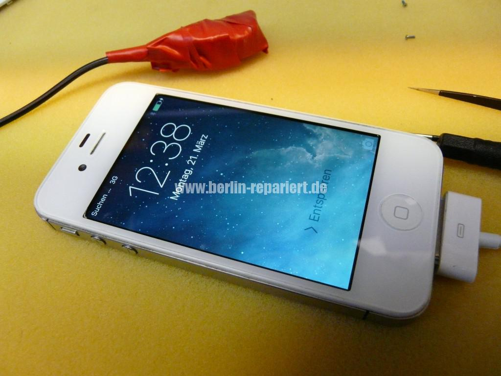 iPhone 4s, kein Funktion (6)